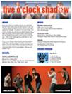 FiveOClockShadow-one-sheet